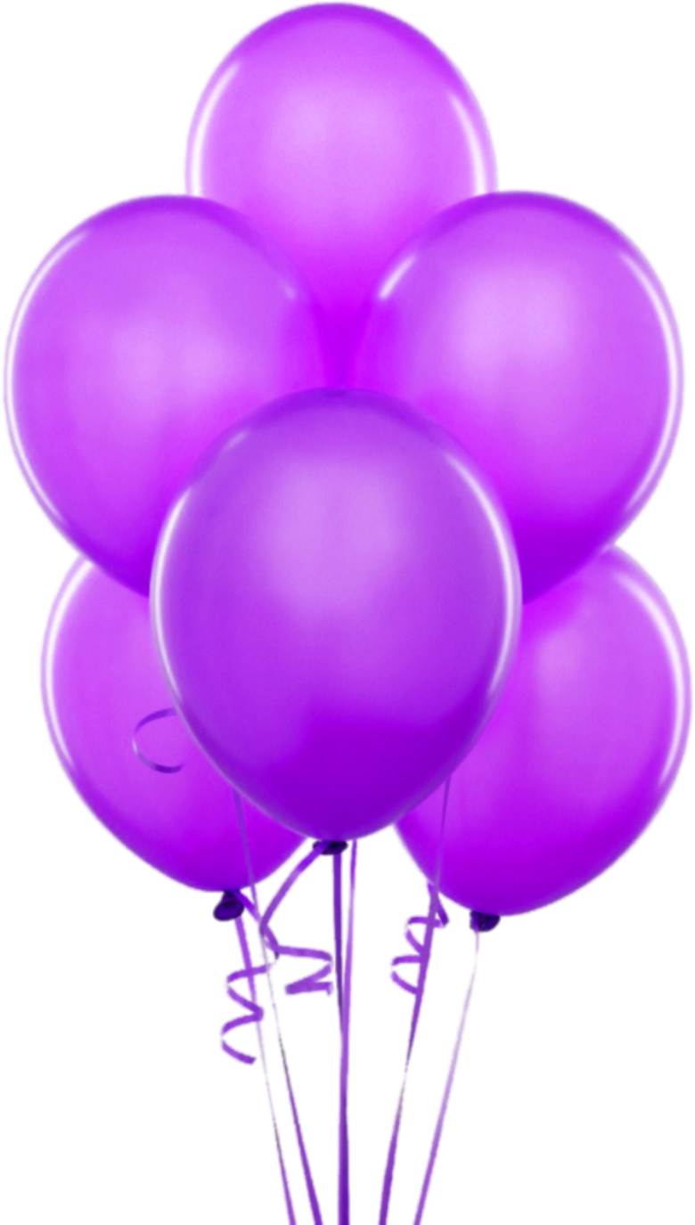 Star balloons clipart picture free download Purple Transparent Balloons Clipart | Art studio | Pinterest | Happy ... picture free download