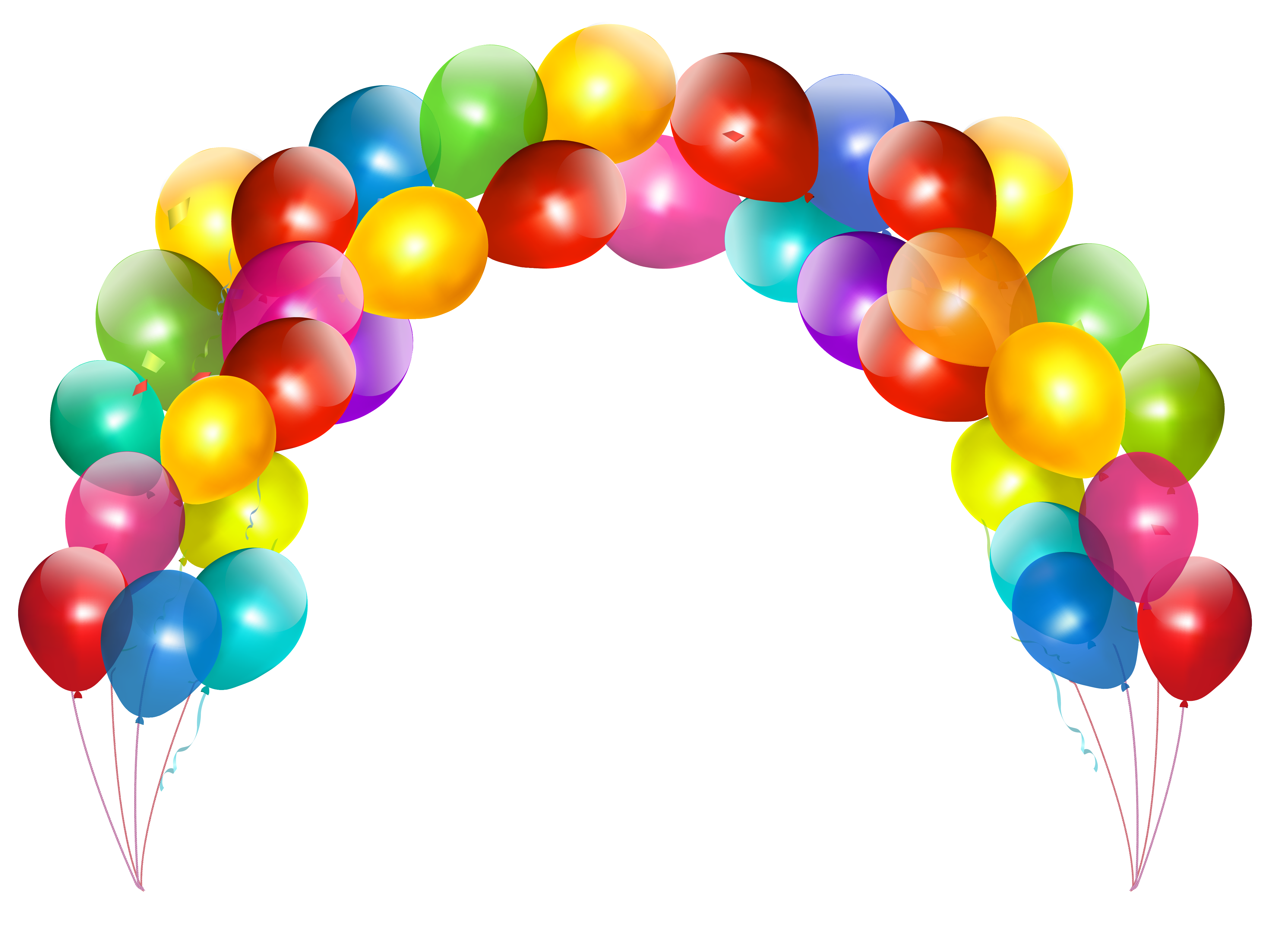 Star balloons clipart clipart transparent library Balloon Arch Clipart | All types of Balloons | Pinterest | Arch ... clipart transparent library