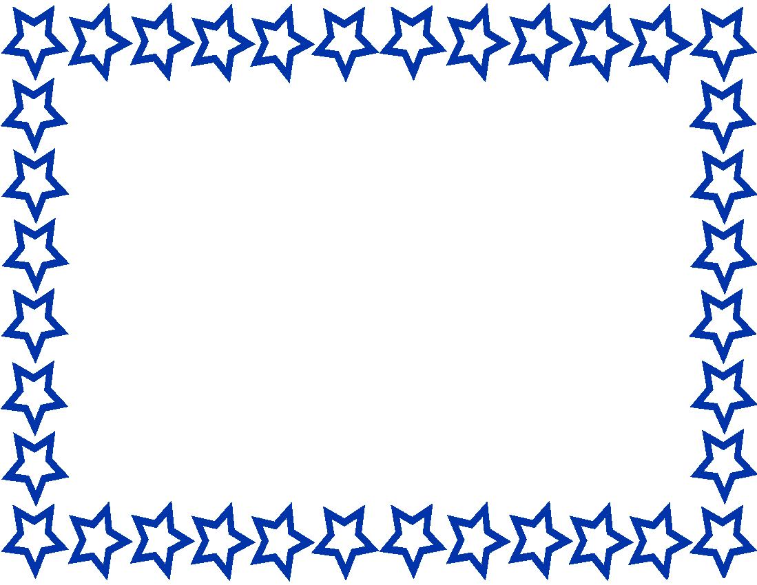 Star banner clipart svg free stock Star Border Clipart | Clipart Panda - Free Clipart Images svg free stock