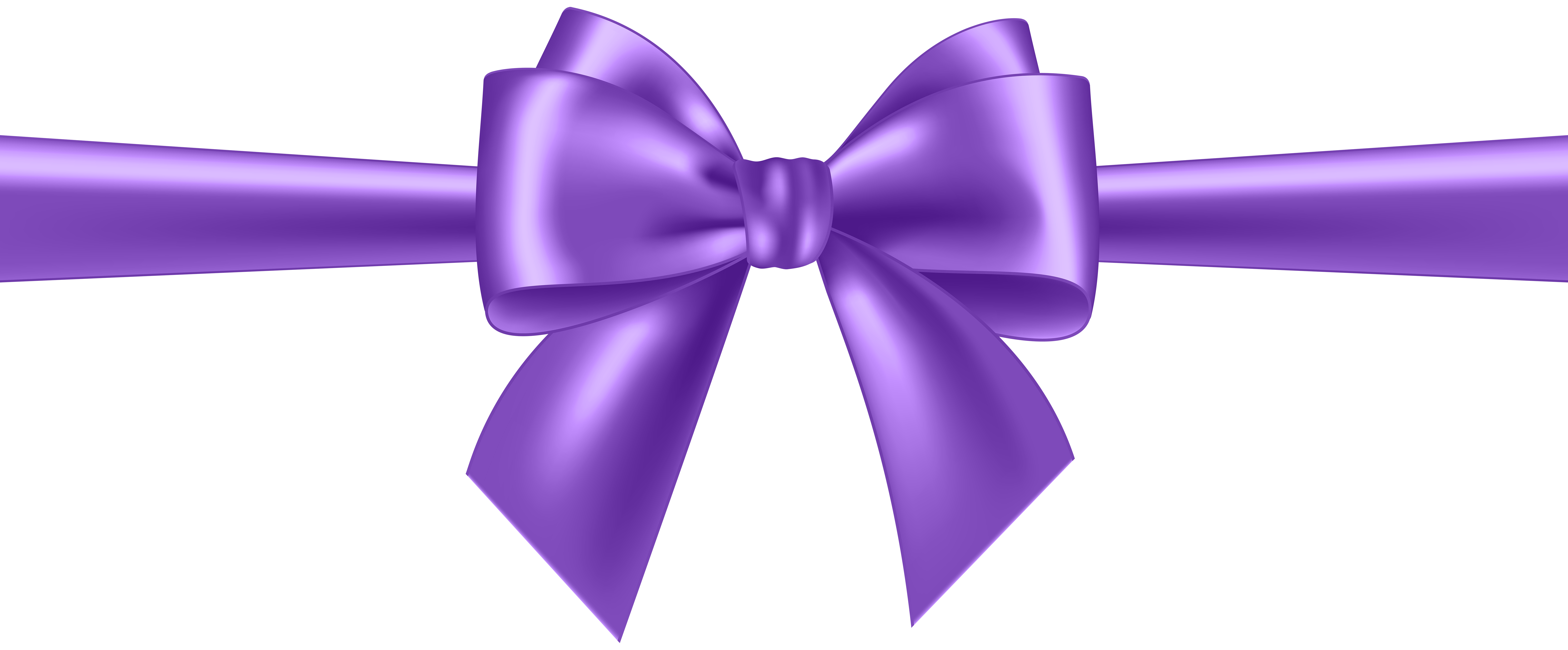 Star bow clipart image library library Purple Bow Transparent Clip Art | Gallery Yopriceville - High ... image library library