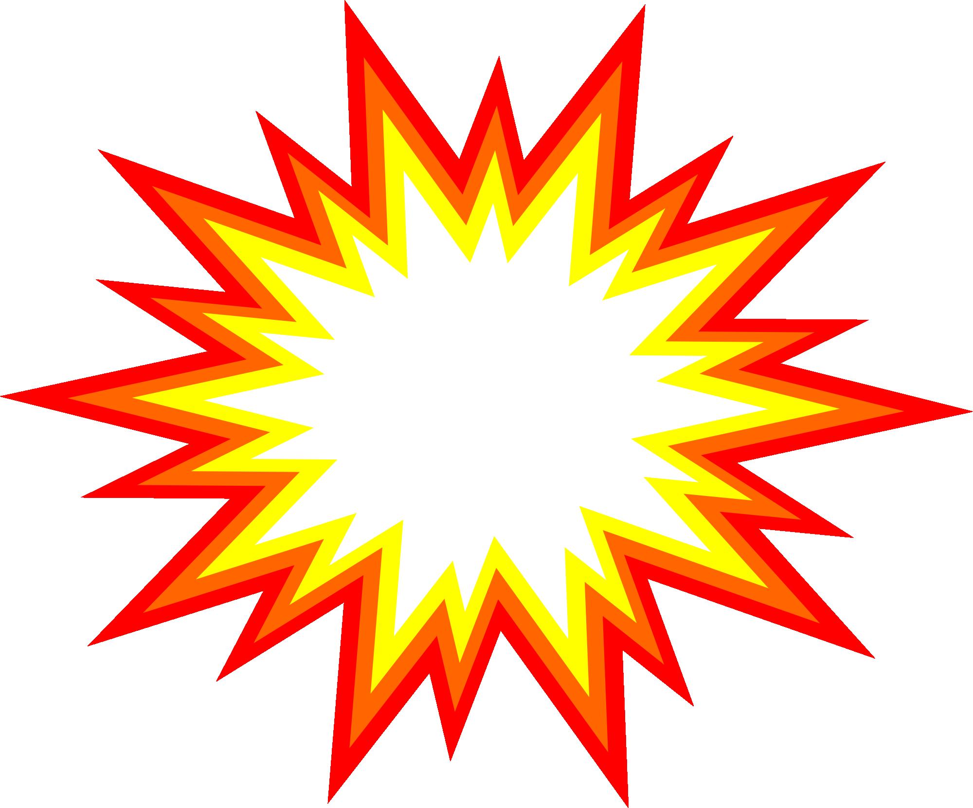 Star burst clipart transparent library 6 Starburst Explosion Comic Vector (PNG Transparent, SVG) | OnlyGFX.com transparent library