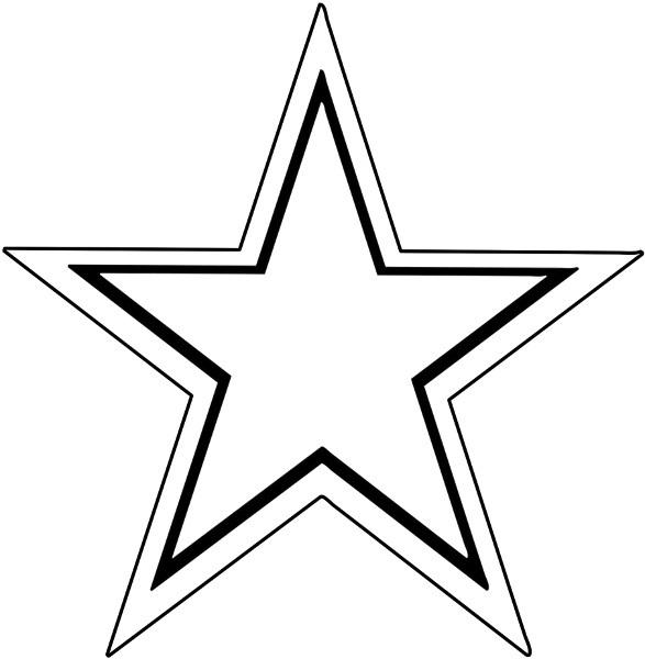 Star burst clipart jpeg clip royalty free stock Star Clip Art Outline   Clipart Panda - Free Clipart Images clip royalty free stock