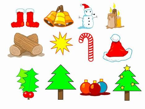 Star christmas message clipart vector black and white download Christmas Clip Art vector black and white download