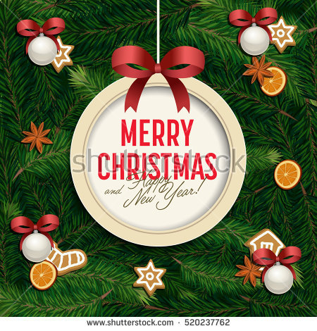 Star christmas message clipart picture freeuse library Xmas Balls Stock Photos, Royalty-Free Images & Vectors - Shutterstock picture freeuse library