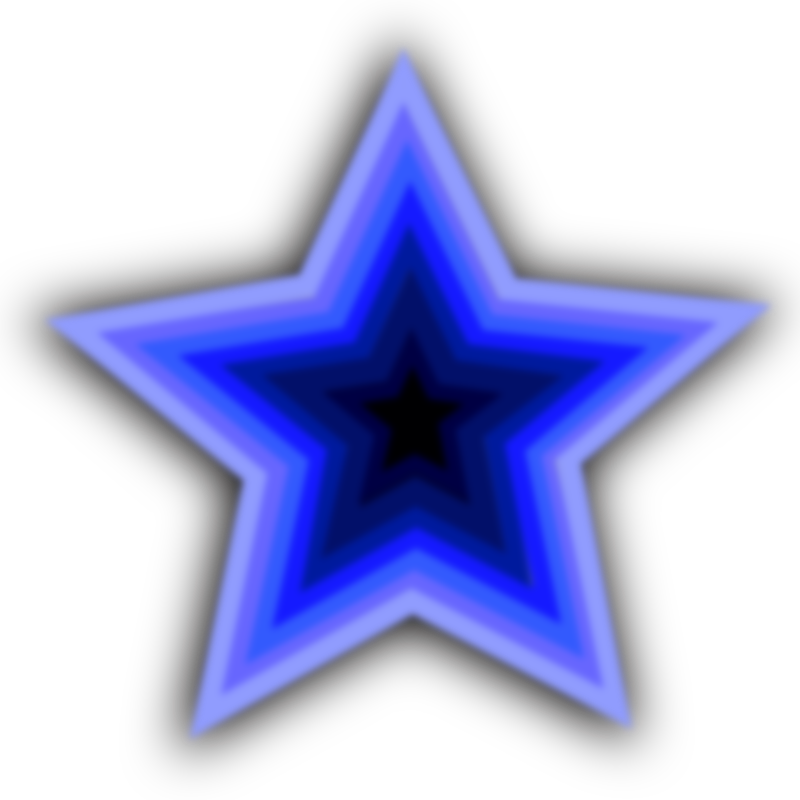 Star clipart blue graphic freeuse stock Blue Star Tattoos - Clip Art Library graphic freeuse stock