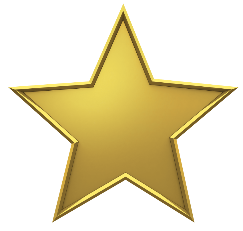 Star objects clipart clip royalty free download golden star png - Free PNG Images | TOPpng clip royalty free download