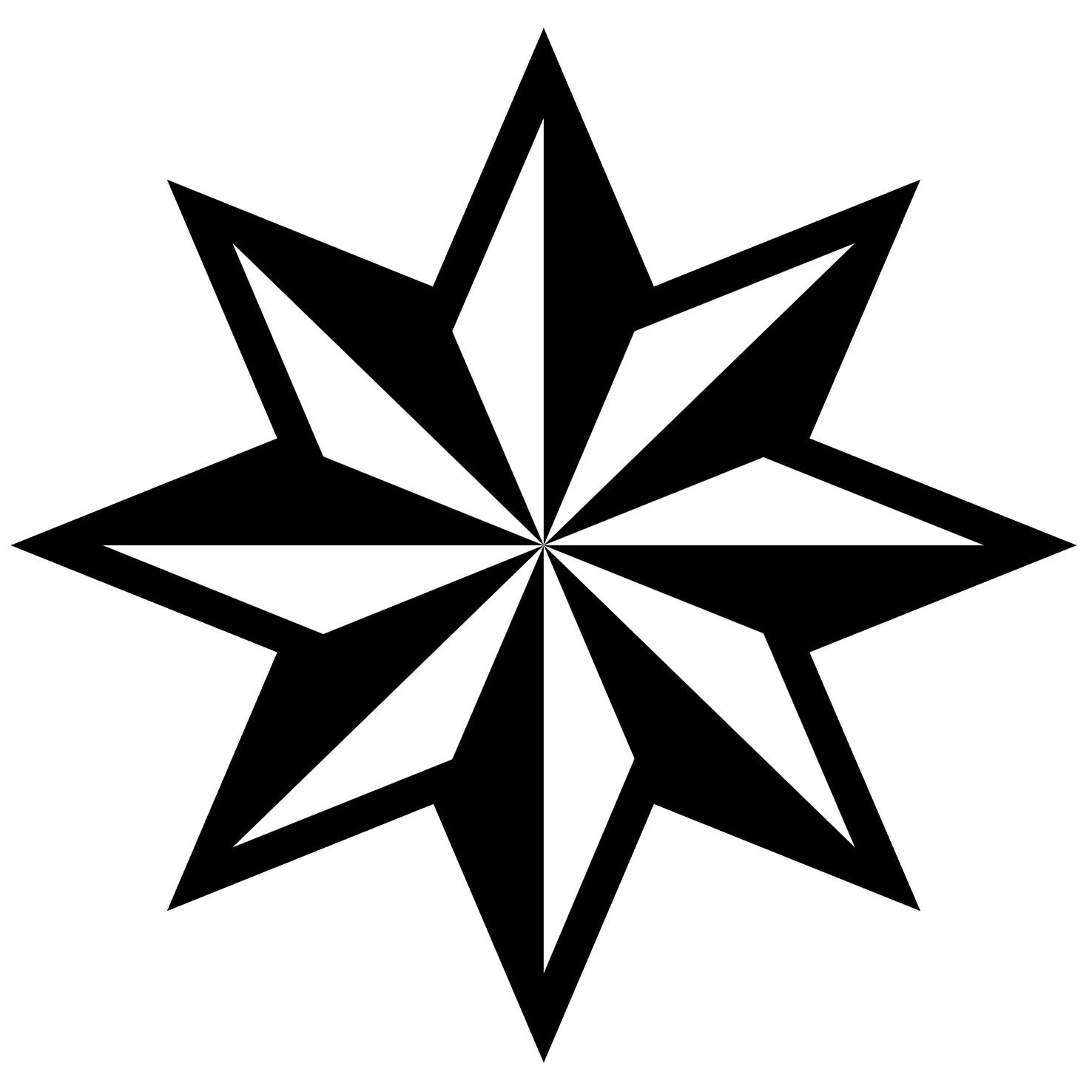 Star clipart jpeg jpg stock From eight point star clipart - Clipground jpg stock
