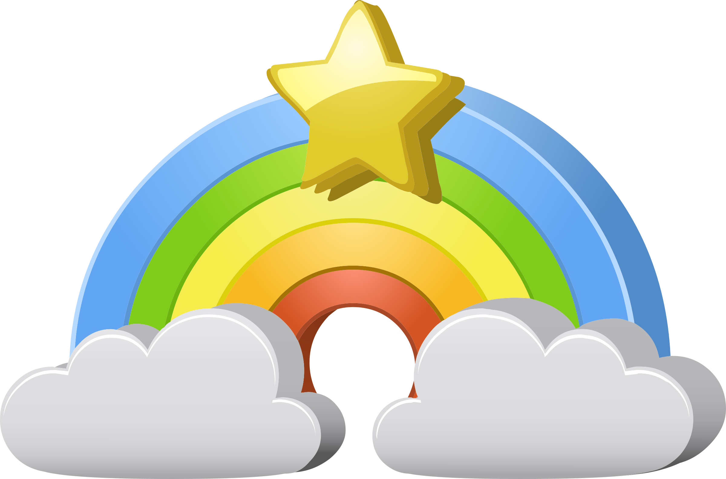 Star cloud clipart clip library download Clipart - Tools Random Kindness clip library download