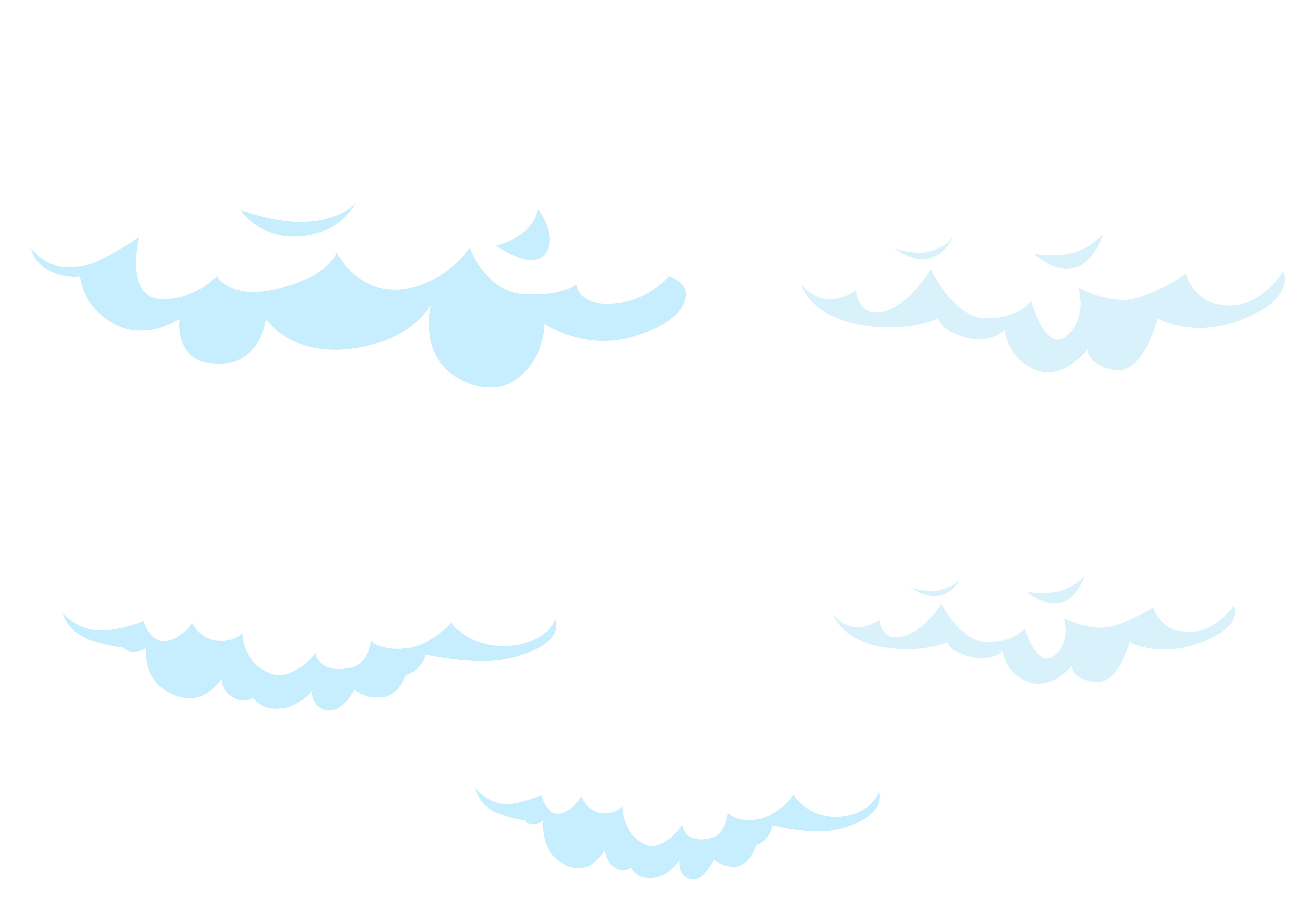 Star cloud clipart clip transparent Cartoon Clouds Set Transparent PNG Clip Art Image | Gallery ... clip transparent