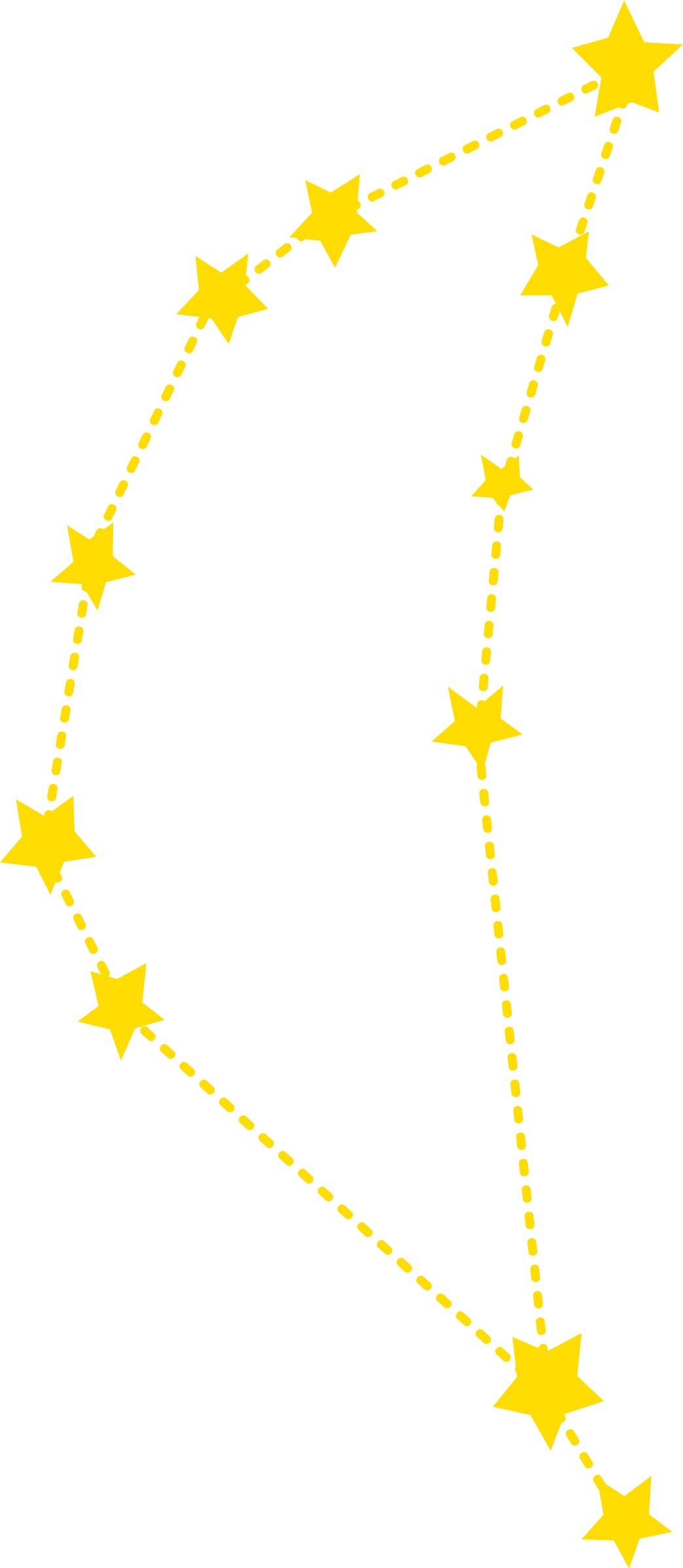 Star constellation clipart picture freeuse Clipart - Constellation of Capricorn picture freeuse