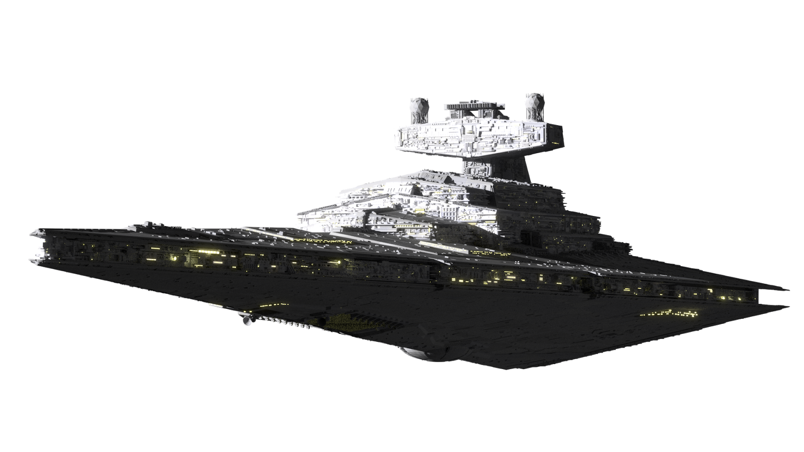 Star destroyer clipart graphic black and white library Star Wars Ships Png - save our oceans graphic black and white library
