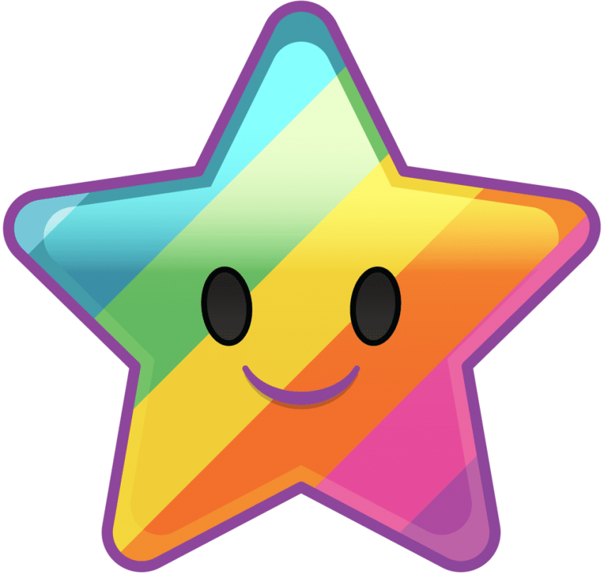 Star emoji clipart picture freeuse library emoji blitz star png - Free PNG Images | TOPpng picture freeuse library