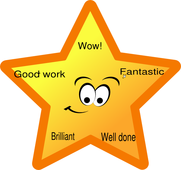 Star employee clipart picture black and white library 28+ Collection of Star Employee Clipart | High quality, free ... picture black and white library