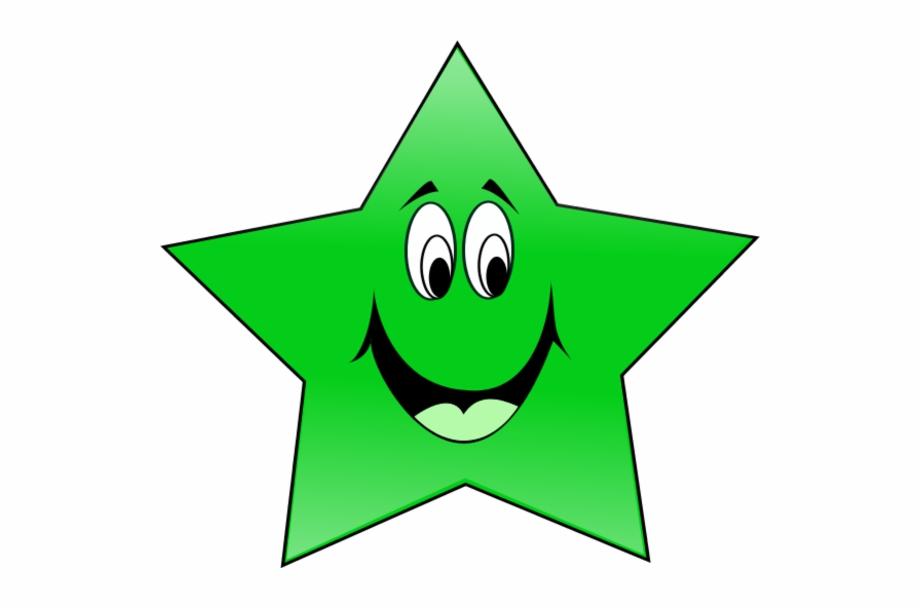 Star eyes clipart