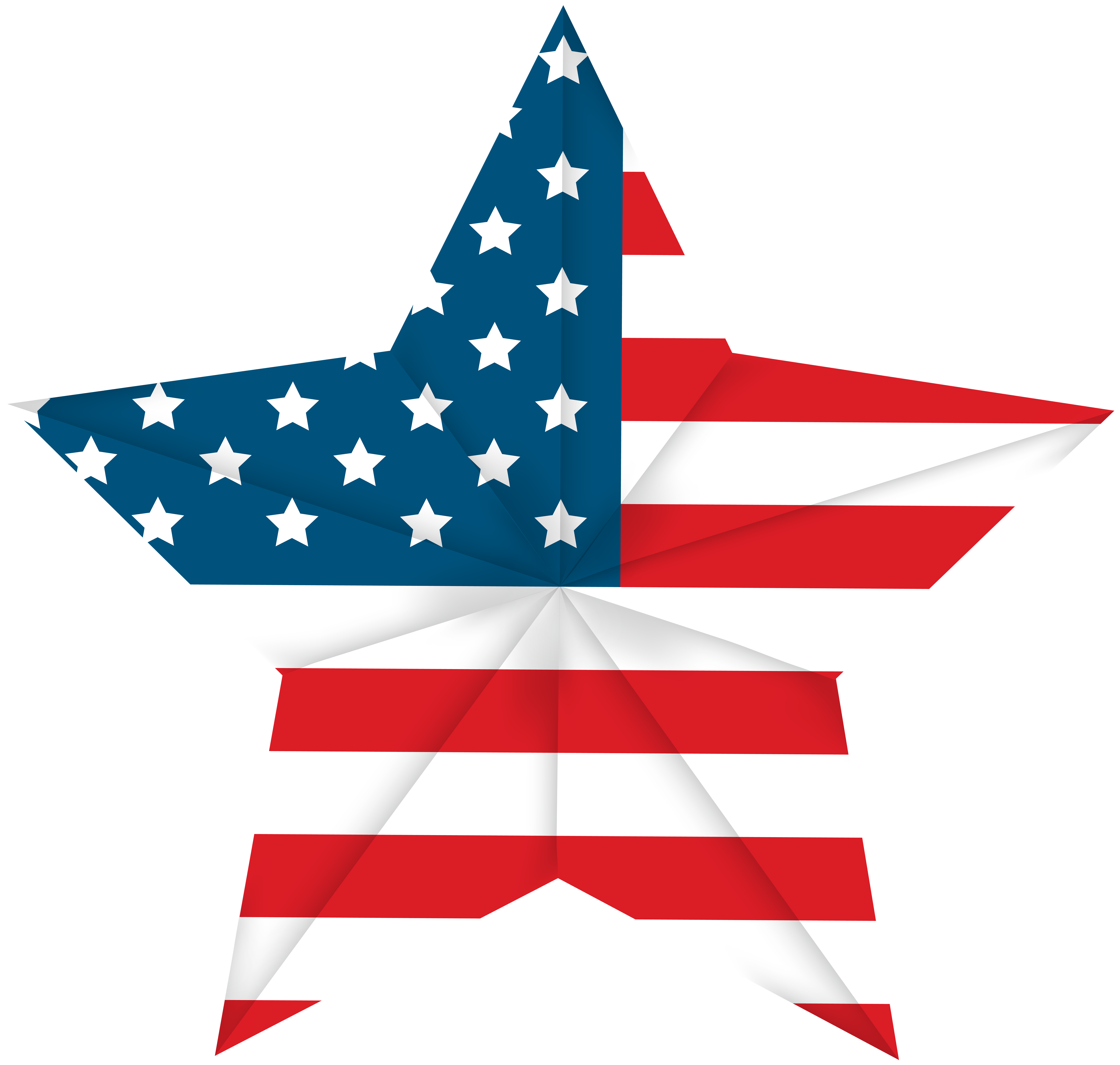 Star flag clipart black and white stock USA Star Flag PNG Clip Art Image | Gallery Yopriceville - High ... black and white stock