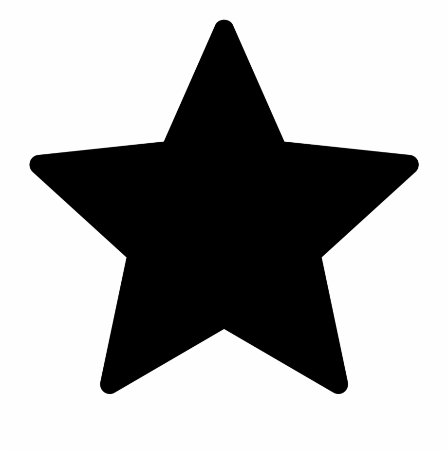 Star icon clipart graphic library Solid Five Stars Comments - Star Icon Free PNG Images ... graphic library