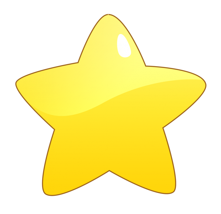 Star icon clipart banner black and white library Star Clipart Icon PNG Image Free Download searchpng.com banner black and white library