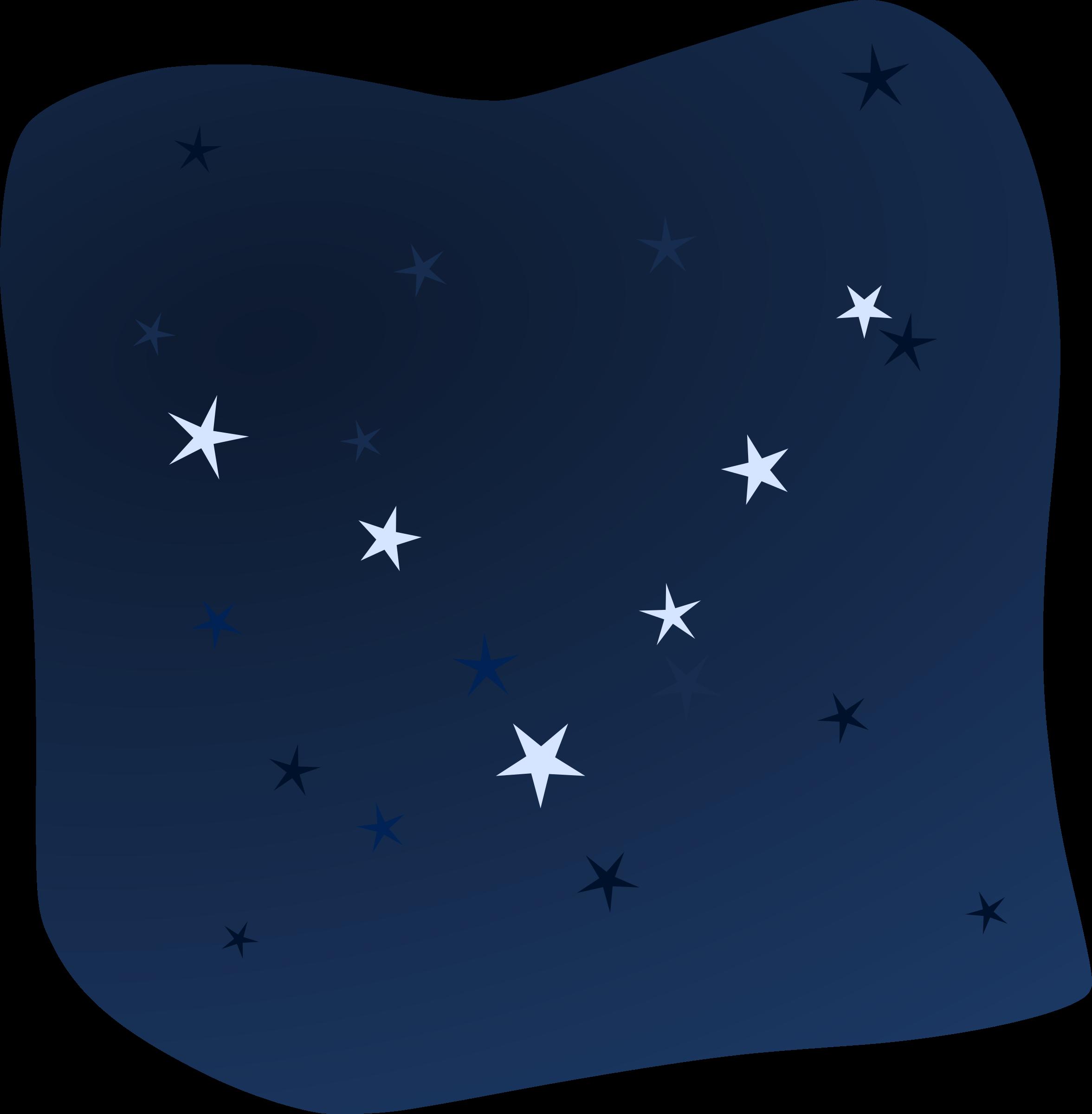 Star in sky clipart clip art free Clipart - Stars in the night clip art free