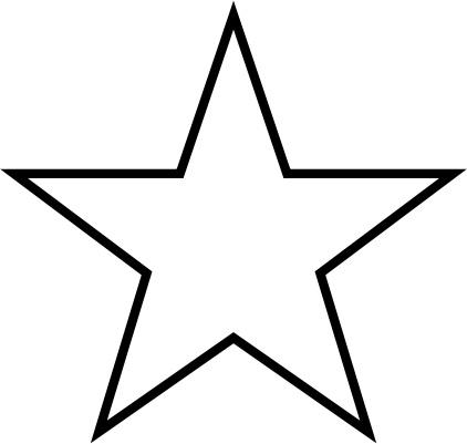 Star jpg clipart vector library stock Star jpg clipart - ClipartFest vector library stock