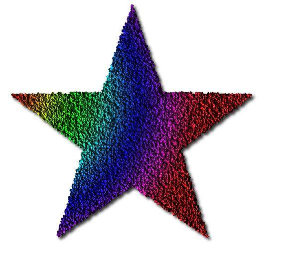 Star jpg clipart svg black and white library Rainbow Stars Clipart | Clipart Panda - Free Clipart Images ... svg black and white library