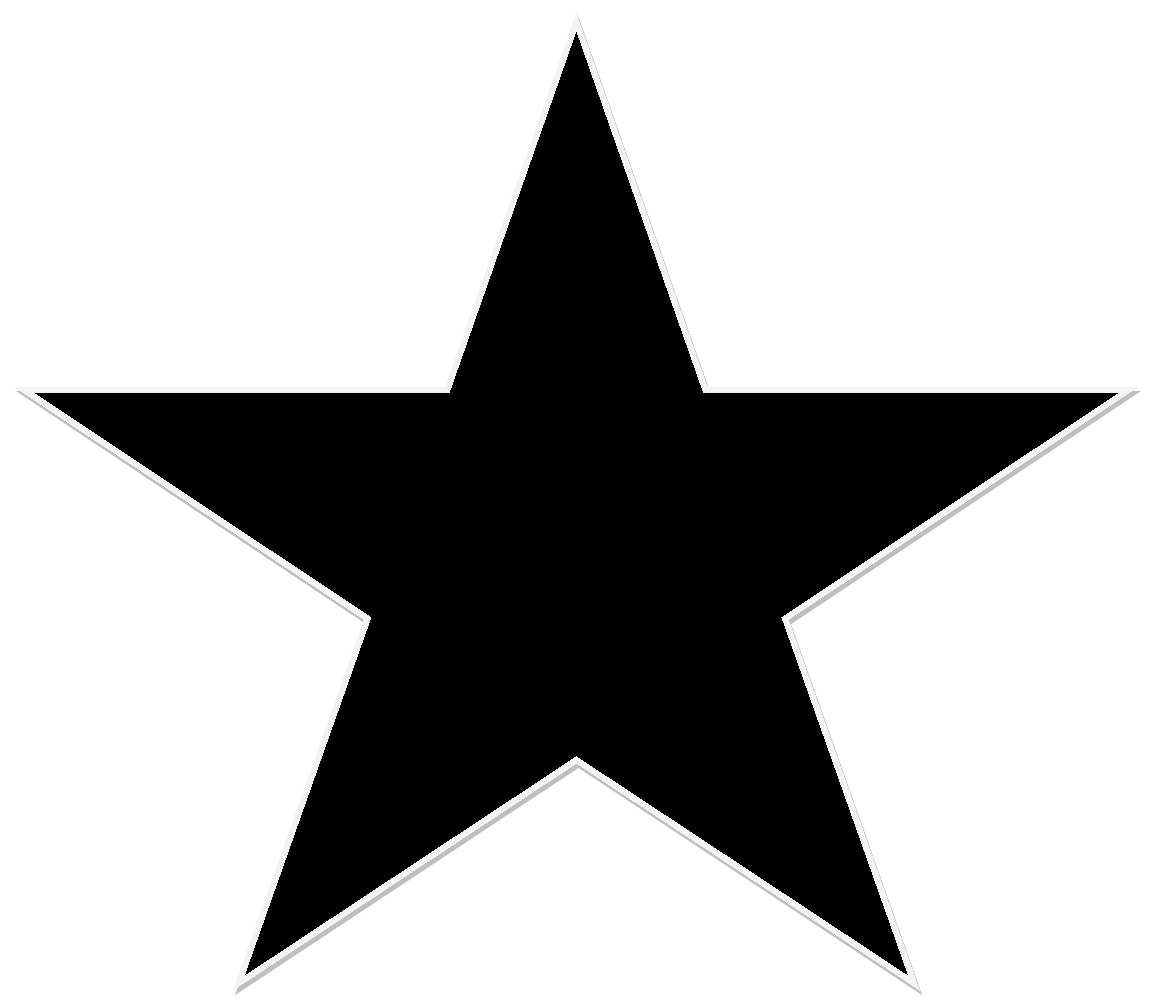 Star jump clipart transparent stock File:A Black Star.png - Wikipedia transparent stock