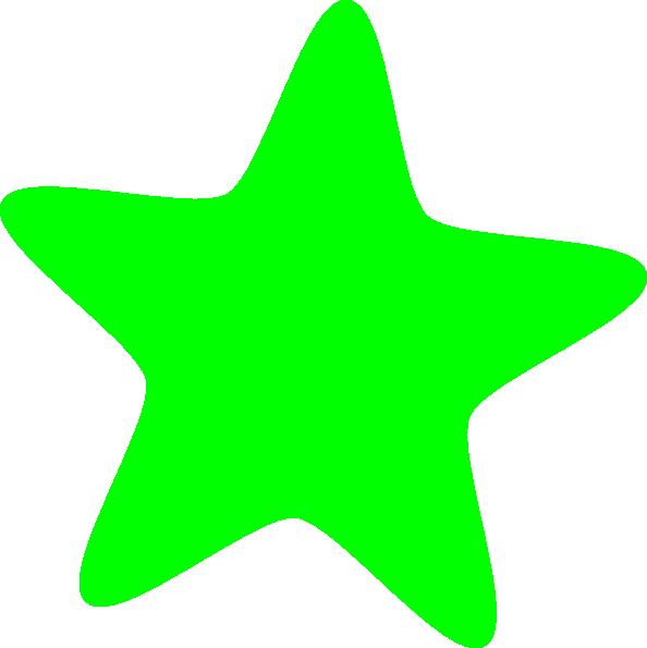 Star light clipart clip free stock Light Green Star Clip Art at Clker.com - vector clip art online ... clip free stock