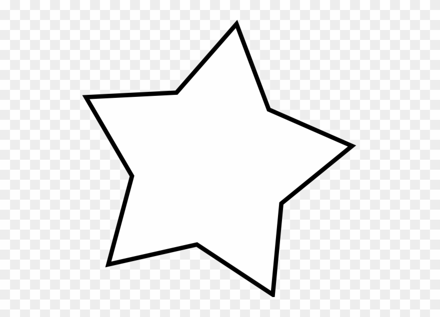 White line clipart transparent clip black and white library Star Line Clipart - White Stars Clipart Png Transparent Png ... clip black and white library