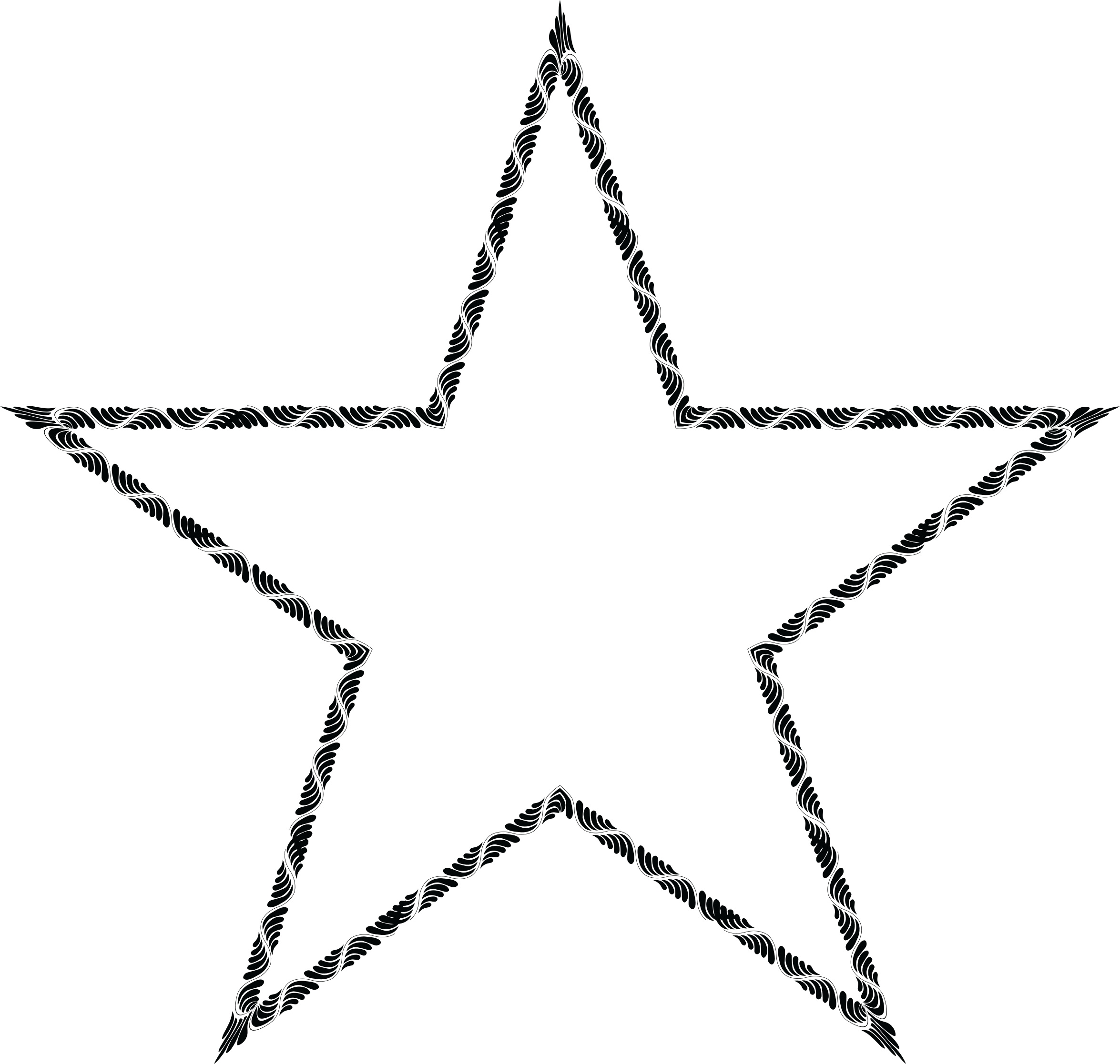 Star lines clipart png free download Clipart - Trendy Star png free download