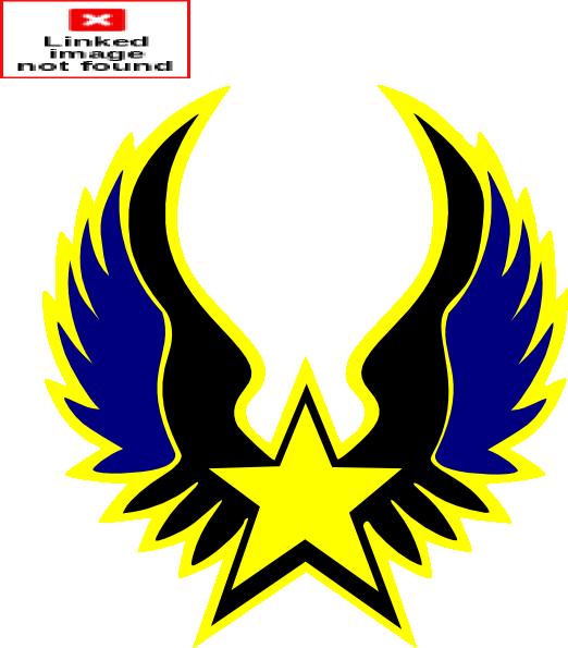 Star logo clipart transparent download Logo Eagle Star Clip Art at Clker.com - vector clip art online ... transparent download