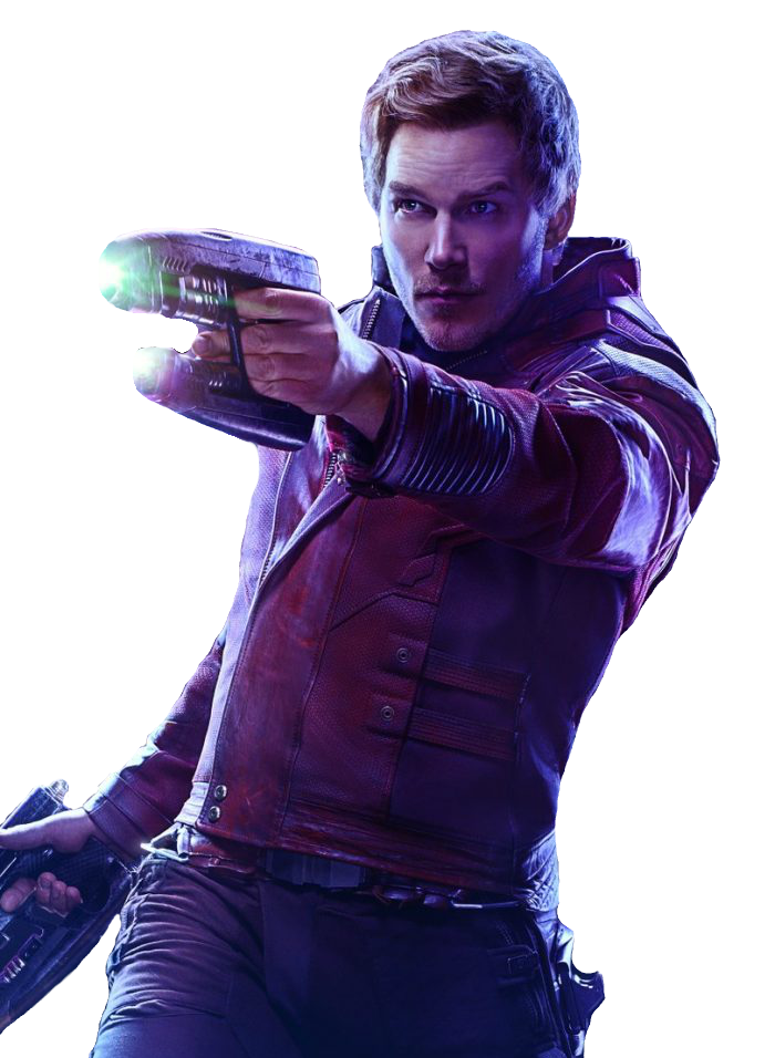 Star lord clipart image transparent stock Star Lord Infinity War PNG by KILLMONGERMARV on DeviantArt image transparent stock