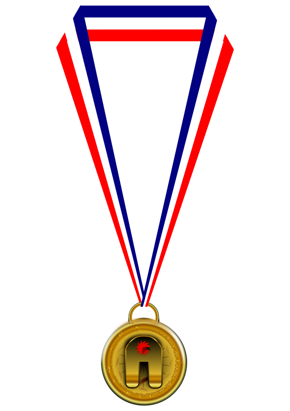 Star medal clipart vector library Gold Star Medal Clipart | Clipart Panda - Free Clipart Images vector library
