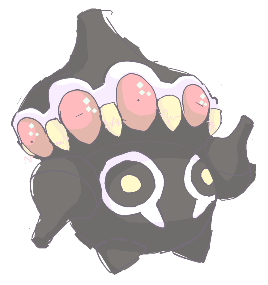 Star nosed mole clipart freeuse download Claydol by Ikpoke on DeviantArt freeuse download