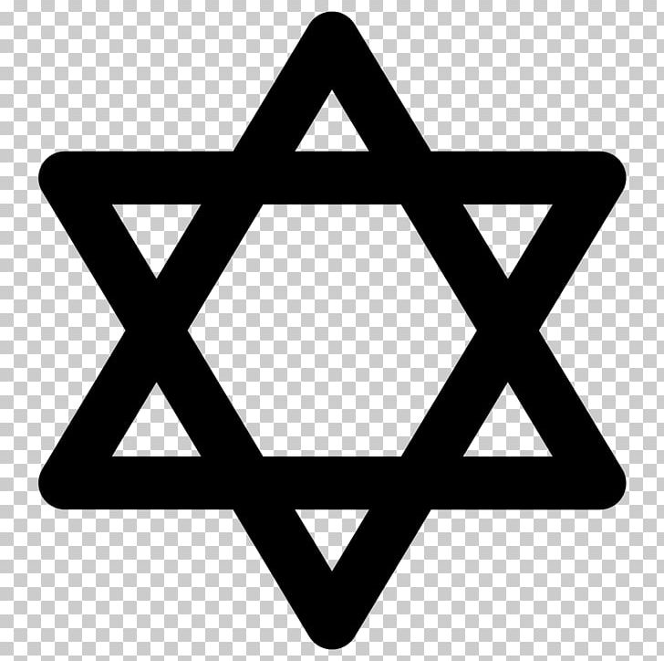 Star of david clipart free black and white banner freeuse download Star Of David Jewish Symbolism Judaism PNG, Clipart, Angle ... banner freeuse download