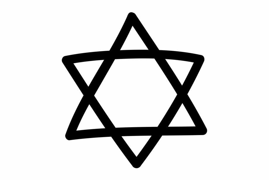 Star of david clipart free black and white vector royalty free stock Star Of David Transparent Free PNG Images & Clipart Download ... vector royalty free stock