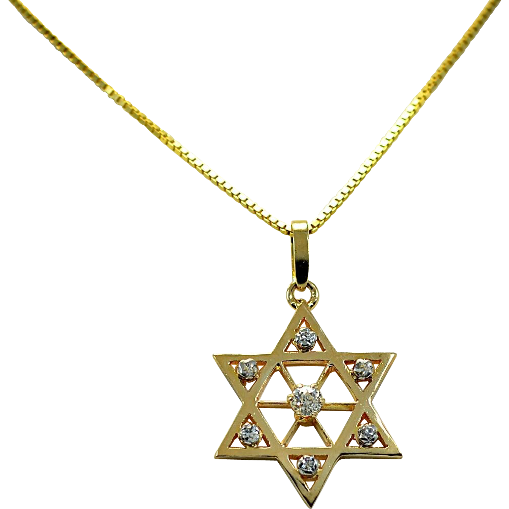 Star of david necklace clipart banner free Miracle Gold Star Of David Necklace | Best Necklace banner free