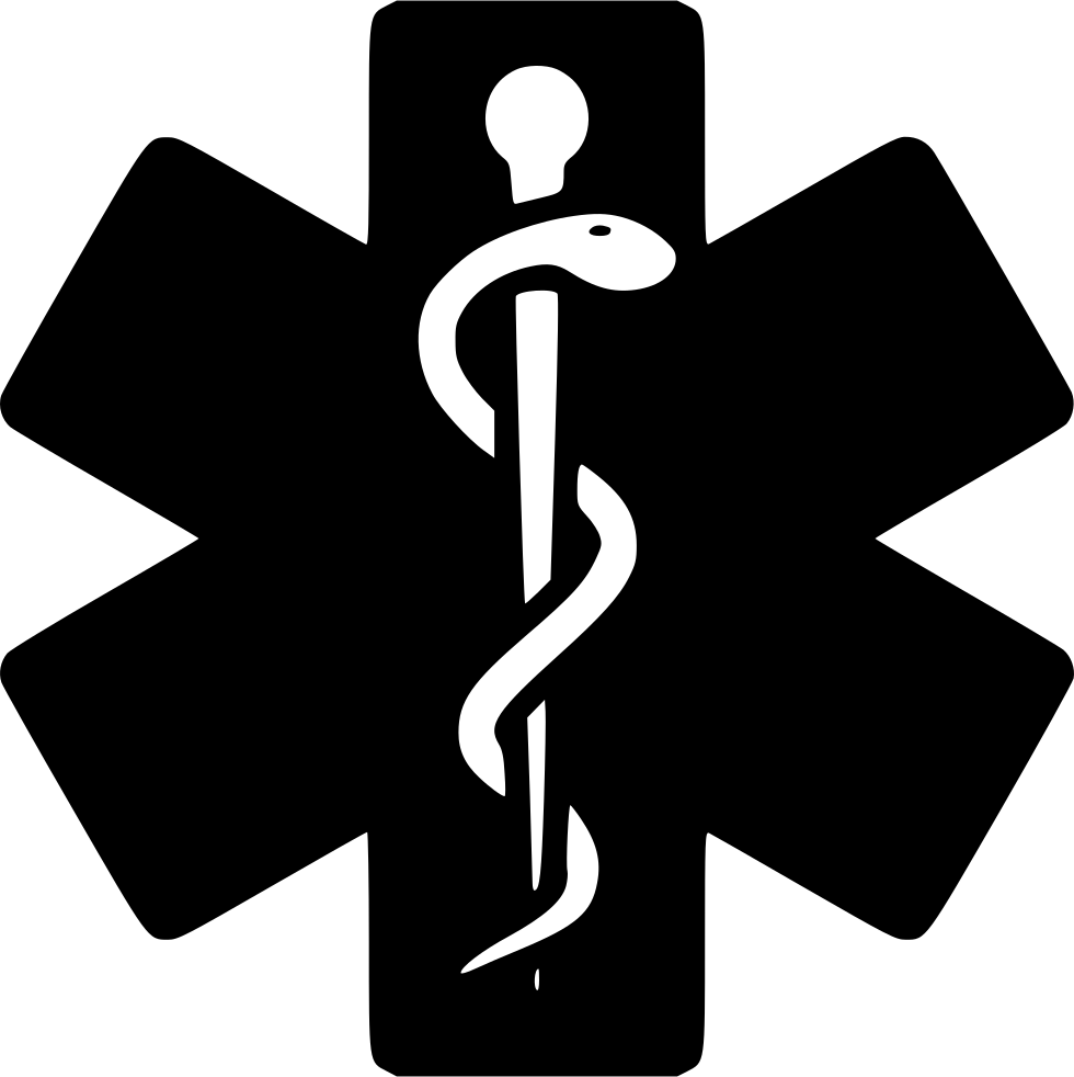 Star of life black and white clipart vector free download Life Star Svg Png Icon Free Download (#460126) - OnlineWebFonts.COM vector free download