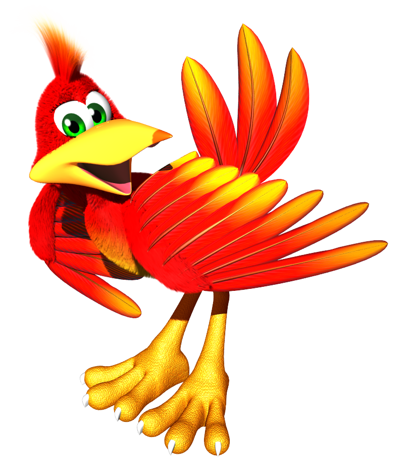 Star pinata clipart svg free library Kazooie | Banjo-Kazooie Wiki | FANDOM powered by Wikia svg free library