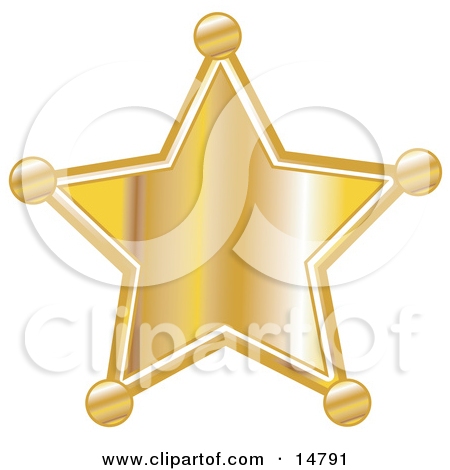 Star police badge clipart clip art download Royalty-Free (RF) Clipart of Sherriffs, Illustrations, Vector ... clip art download
