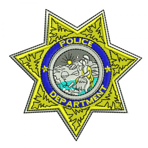 Star police badge clipart png free library Police Badge Images | Free Download Clip Art | Free Clip Art | on ... png free library