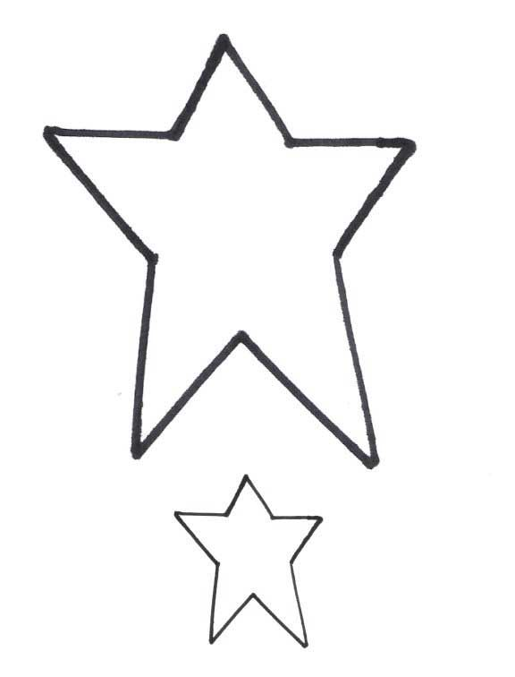 Star primative clipart png black and white download Star Pattern | Stitching: Weather Things | Star quilt ... png black and white download