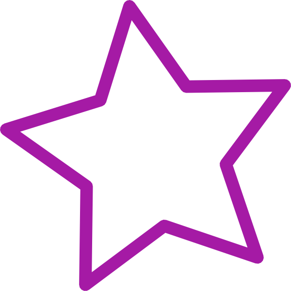 Star rating clipart png library download Star Clip Art at Clker.com - vector clip art online, royalty free ... png library download