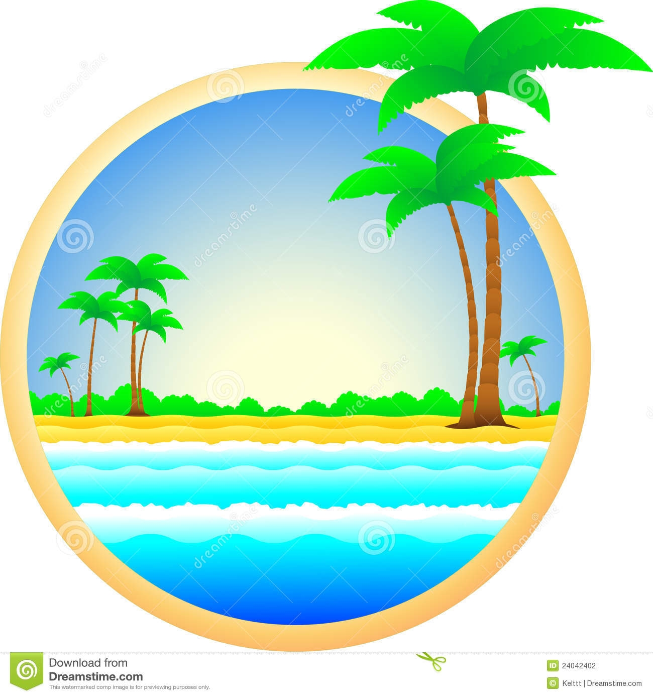 Star river resort clipart picture royalty free download Beach resort clipart - ClipartFest picture royalty free download