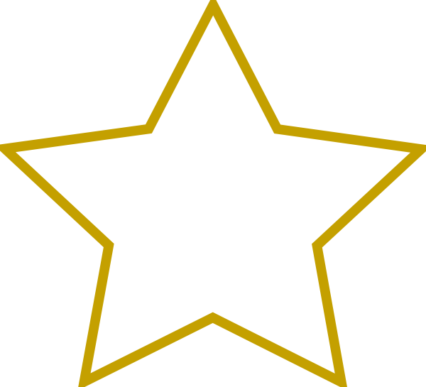 Star shape clipart image freeuse stock Star Shape Clipart - 2018 Clipart Gallery image freeuse stock