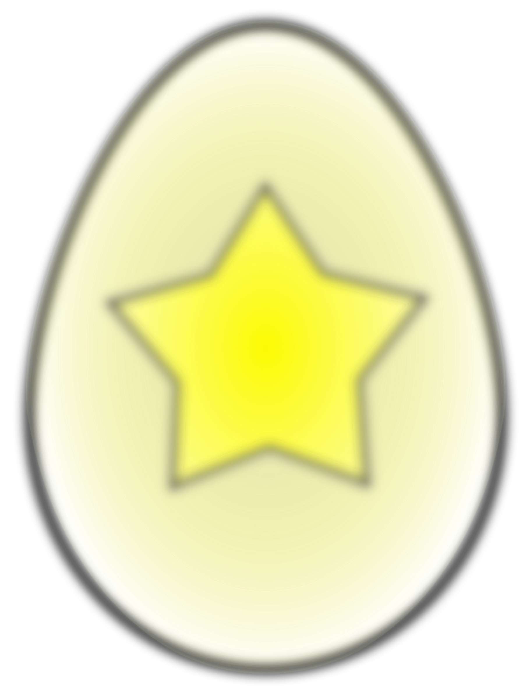 Star sticker clipart image library download Clipart - Easter egg (star) image library download