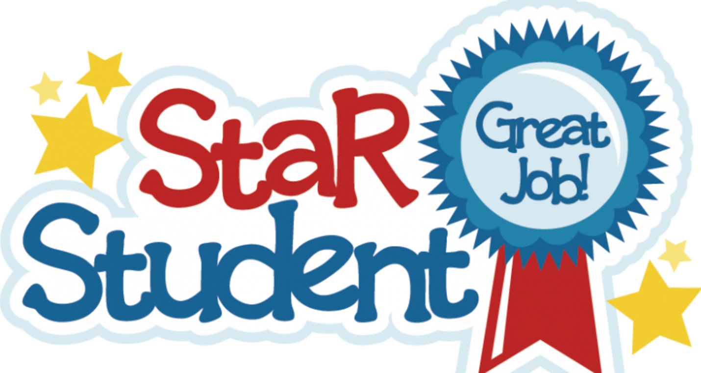 Star student clipart jpg library download Star Students for December   Dr. Thomas A. Swift Elementary jpg library download