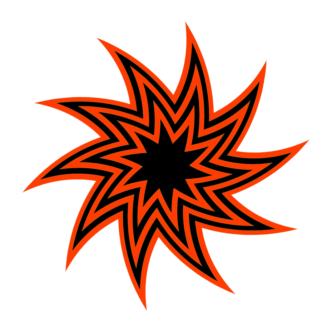 Star swirl clipart png transparent Star Clipart png transparent