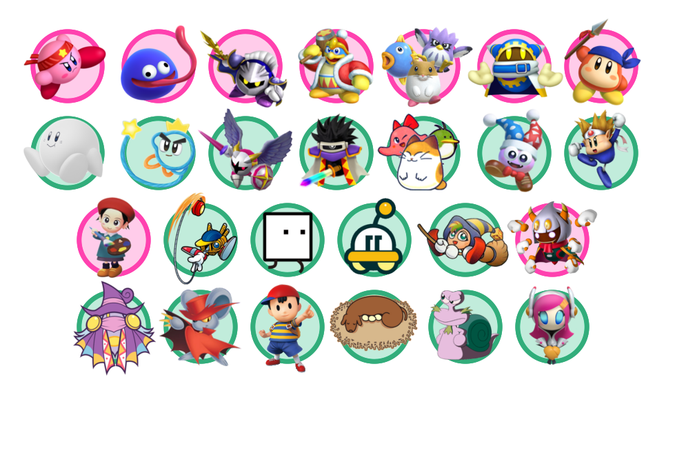 Star swoop clipart picture freeuse download Kirby Super Star Brawlers | Fantendo - Nintendo Fanon Wiki | FANDOM ... picture freeuse download