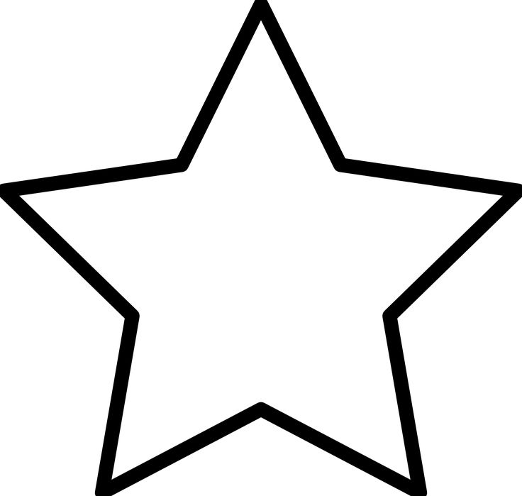Star template clipart clip free Christmas Star Outline | Free download best Christmas Star ... clip free