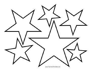 Star template clipart clip art library library star template | Star Templates Teachers Printable | Project ... clip art library library