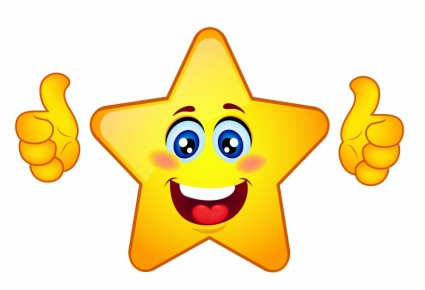 Star thumbs up clipart vector black and white stock Star Thumbs Up Clipart - Clipart Kid vector black and white stock